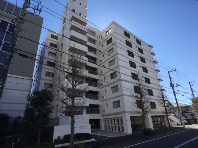 平塚駅 徒歩5分 93㎡超 中古マンション!3方角部屋の8階!