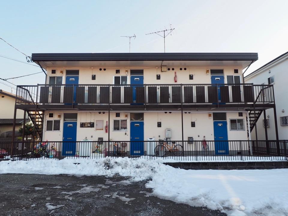☆相模原市中央区光が丘1丁目 1棟アパート オーナーチェンジ収益物件。2980万円(税込)表面利回り10.5%!